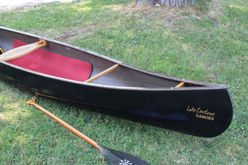 Felicity solo Canoe in Skintex Laminat - Farbe: Night Blue